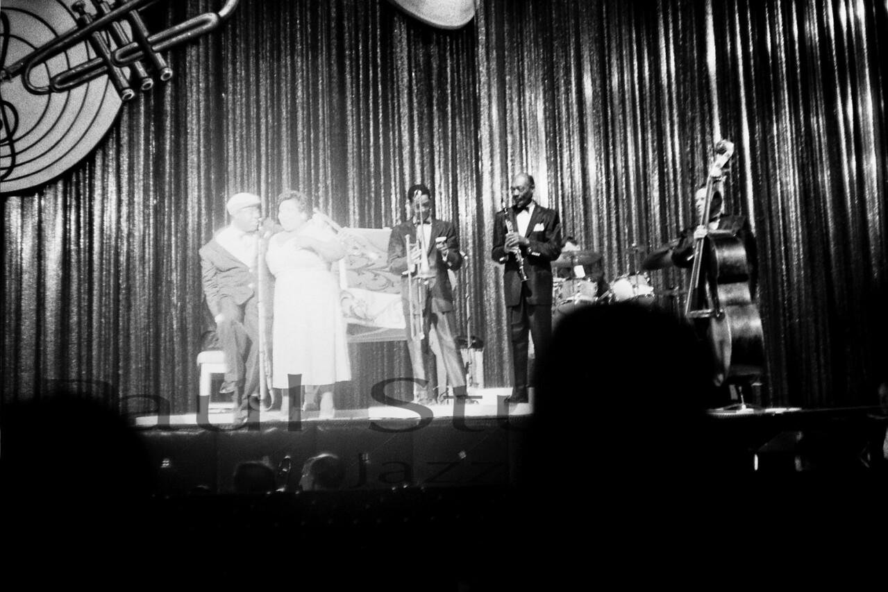 Louis Armstrong concert 11