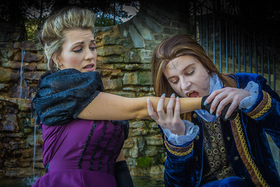 Louis de Pointe du Lac Cosplay Shoot @ Cheekwood 10/19/17