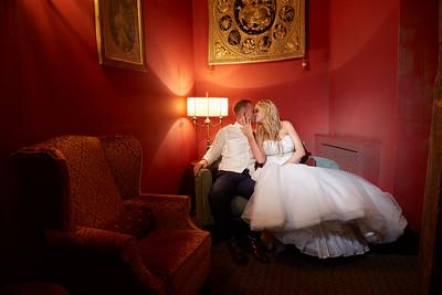 Louisa & Josh - Hatherey Manor Hotel