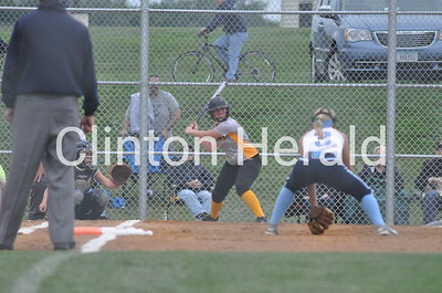 Louisa- Muscatine at Northeast regional softball (7-9-15)