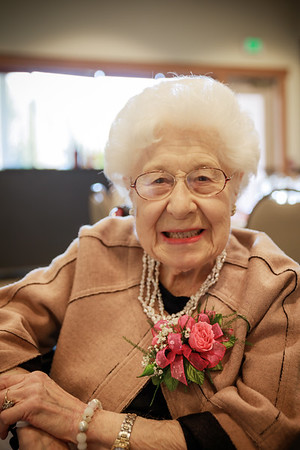 Louise George turns 100 Birthday Celebration