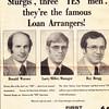 Don Warner, Larry Miller, Roy Bregg