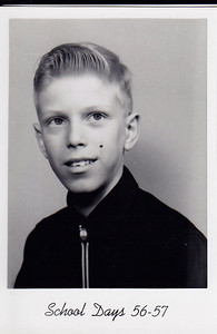 Larry (Country School Photo) Union district #8 7th Grade Pict
