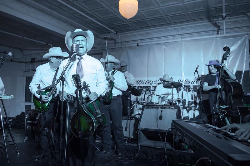 Bob Wills and His Texas Playboys with Jason Roberts