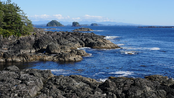 Wild Pacific Trail, Ucluelet, BC