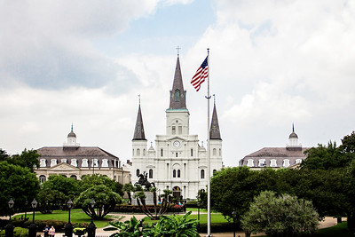 New Orleans3 St Louis Cathedral