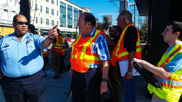 Road Safety Assessment New Orleans - Oct 9 2015