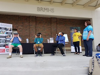 Teen Driver Safety Week and It Can Wait Campaign at BR Magnet High Oct 2016