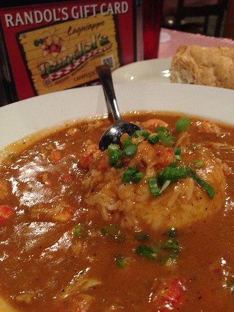 Crawfish etoufee | Top cajun dishes in Louisiana