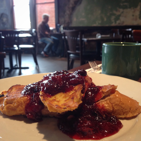 Pain perdu (lost bread, or french toast) | Cajun dishes in Louisiana