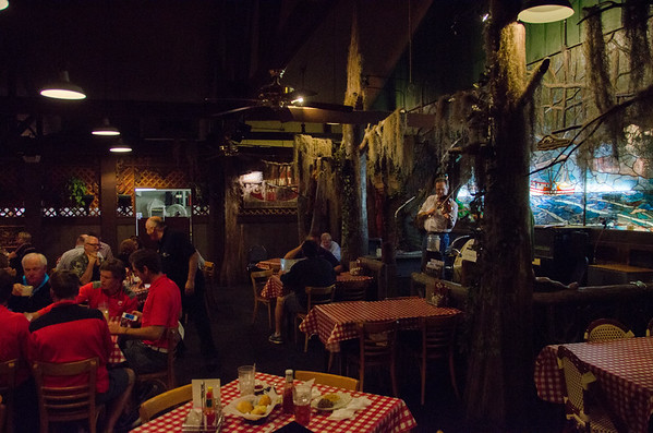 Prejean's Restaurant, Cajun food in Lafayette, LA