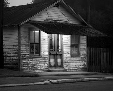Old beer joint in Breaux Bridge, Louisiana