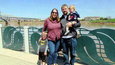 Exploring Shreveport, LA with Family