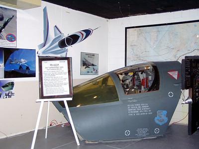 11   Barksdale Air Force Base Museum - Bossier City, LA