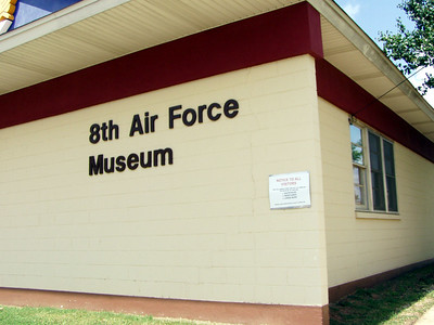 03   Barksdale Air Force Base Museum - Bossier City, LA