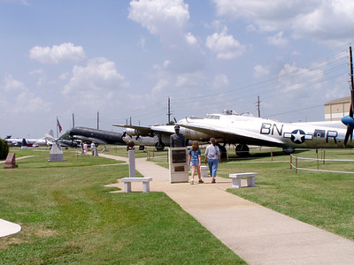 19   Barksdale Air Force Base Museum - Bossier City, LA