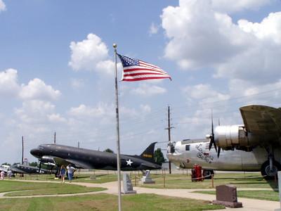 24   Barksdale Air Force Base Museum - Bossier City, LA