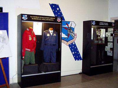 12   Barksdale Air Force Base Museum - Bossier City, LA