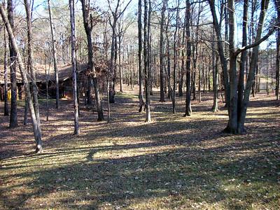 Shirley and Bobby's Log Home