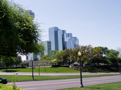 Dallas Renuion Area