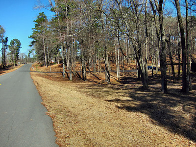 Walking on West Lake Road and Cypress Lake in Benton, Louisiana, while staying with my sister Shirley's home.