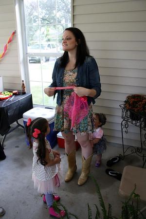 Lola & Amelia Birthday Party 10-19-13