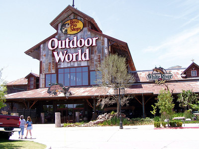 01  Bass Pro Shop - Bossier City, LA
