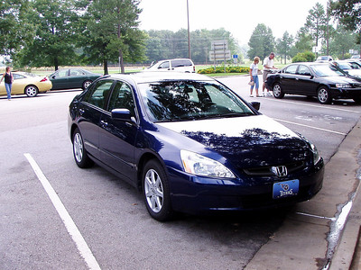 11  My Car at Alabama Welcome Center