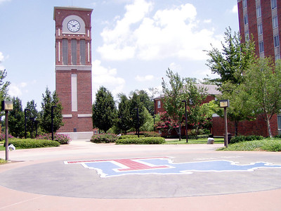 Bell Tower and Centennial Plaza