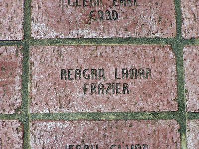 My Brick in the Plaza