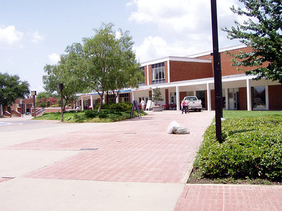 All Graduates are recognized with a brick in the plaza
