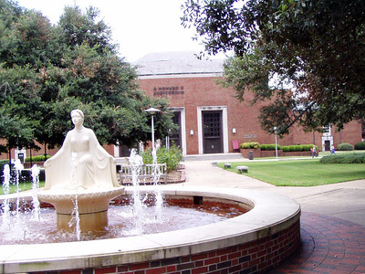 The Lady of the Mist and Howard Auditorium