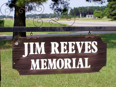 01  Jim Reeves Memorial - Carthage, TX