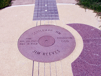 04  Jim Reeves Memorial - Carthage, TX