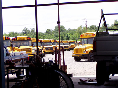 21  Bossier Parish Buses Park -- Bobby suggested the angle parking
