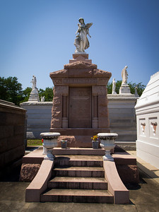 St Louis Cemetery No 3, Esplanade Avenue, New Orleans, Louisiana, USA