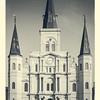 Stl Louis Cathedral, Jackson Square, New Orleans, LA