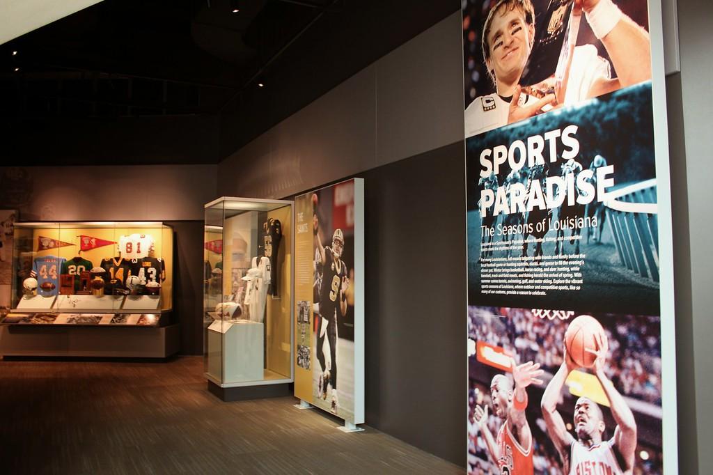 louisiana sports hall of fame