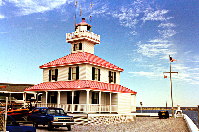 The New Canal Light was tended by several women lighthouse keepers. The first was Elizabeth Beattie who was appointed in 1847 after her husband died. The women keepers were involved in several rescues in Lake Pontchartrain and saved many lives.