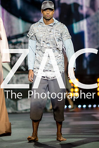 Louis Rennocks at the Clothes Show 2016