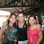 Maria Benton, AlejandraEsparza and Eliza Gallegos.