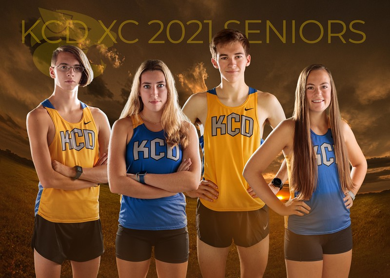 KCD XC 2021 Seniors