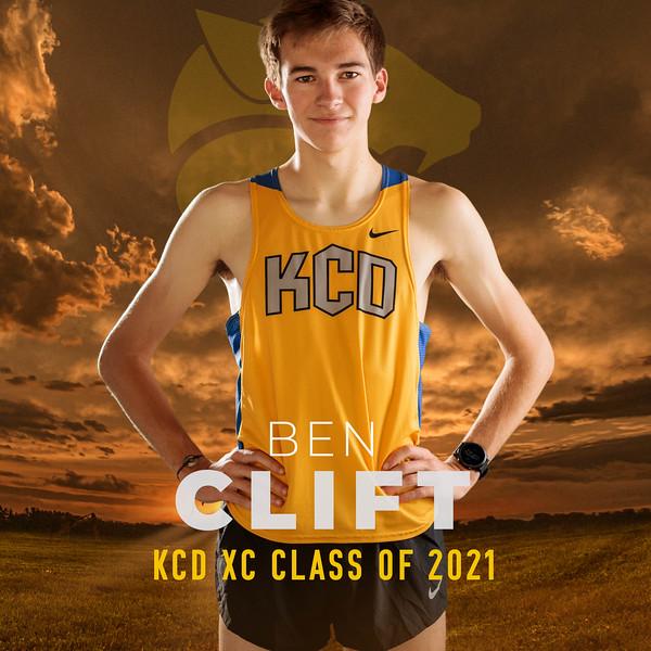KCD XC 2021 Senior - Ben