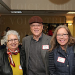 Maria Bell, Steve Hess and Beth Fowle.