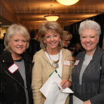 Kim Neuner, Debbie Owens and Kay Peake with Derby City Antique Mall.
