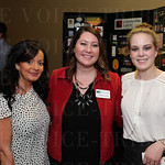 Courtney Dunn, Liz Reno- Hayes and Sara Aschbacher.