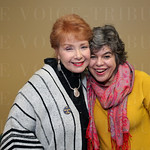 Rosemary Gettler and Tracy Karem.