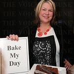 Jennifer Mitchell with Bake my Day.