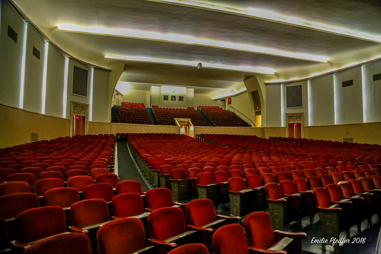 Louisville Memorial Auditorium