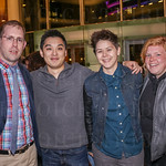 Daniel Gilliam, Kogin Tashiro, Rachel Short and Ashley Brossart.